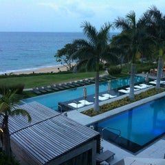 Photo taken at W Retreat & Spa - Vieques Island by Alex P. on 6/18/2012