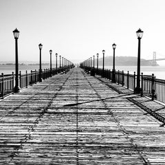 Photo taken at Pier 7 by Onur O. on 4/28/2012