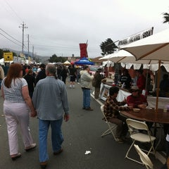 Photo taken at Pacific Coast Fog Fest by Colleen D. on 9/24/2011