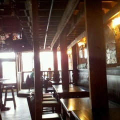 Photo taken at The Auld Dubliner by Iram G. on 1/16/2012