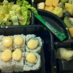 Photo taken at Happi Sushi by Alisa L. on 1/30/2012