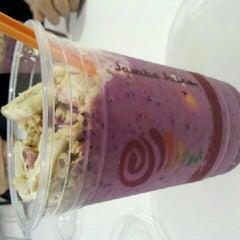Photo taken at Jamba Juice by Cindy H. on 1/12/2012