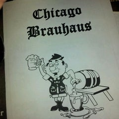 Photo taken at Chicago Brauhaus by Don S. on 11/27/2011