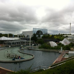 Photo taken at Futuroscope by David L. on 6/25/2012