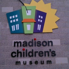 Photo taken at Madison Children's Museum by Dan C. on 10/14/2011