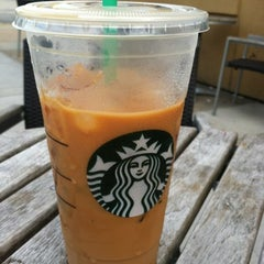 Photo taken at Starbucks by Mark A. on 9/3/2012