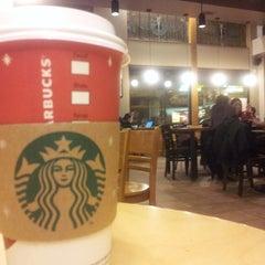 Photo taken at Starbucks by Mannar K. on 1/3/2012