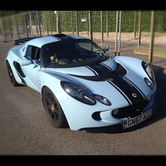 Photo taken at Goodwood Motor Racing Circuit by Ryan W. on 5/26/2012
