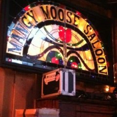 Photo taken at Mangy Moose Restaurant and Saloon by D Y. on 2/18/2012