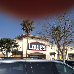 Photo taken at Lowe's Home Improvement by Susie A. on 2/25/2012