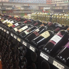 Photo taken at Grand Cru Wine And Spirits by Fred L. on 8/11/2012