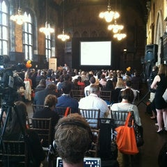 Photo taken at #LikeableU: Class Of 2012 by Cree L. on 5/15/2012