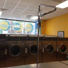 Photo taken at Midtown Wash by Jordan H. on 3/24/2012