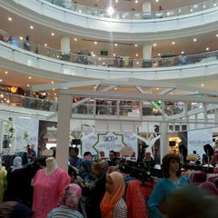 Photo taken at Shah Alam City Centre (SACC Mall) by Che' P. on 7/28/2012