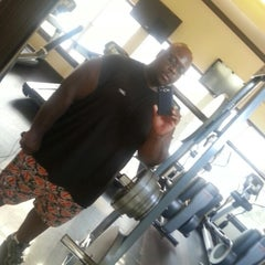 Photo taken at Fitness Center by Anthony b. on 7/8/2012