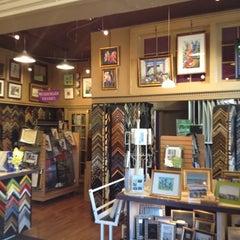 Photo taken at The Artist Framer by Sharon S. on 8/30/2012