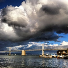 Photo taken at Golden Gate San Francisco Ferry Terminal by Danny S. on 4/12/2012