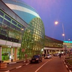 Photo taken at Astana International Airport (TSE) by Anton on 7/30/2012