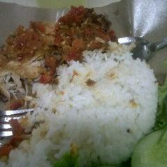 Photo taken at Kantin B2 Senayan City by Olivia J. on 2/21/2012