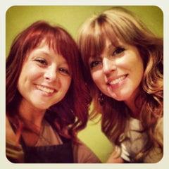 Photo taken at Fringe Salon by Taylor S. on 4/3/2012