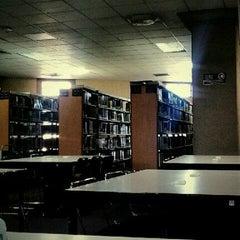 "Photo taken at Biblioteca - ""El Rey"" by Abril R. on 3/21/2012"