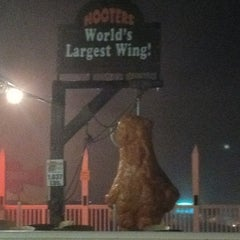 Photo taken at Hooters by John C. on 4/5/2012