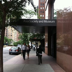 Photo taken at Asia Society New York by Therese N. on 6/19/2012