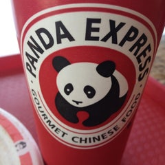 Photo taken at Panda Express by Michael R. on 3/20/2012