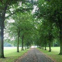 Photo taken at Hillsborough Park by Chunyong T. on 8/19/2012
