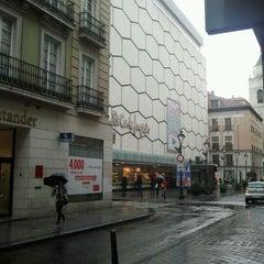 Photo taken at El Corte Inglés by Jose Antonio (. on 5/4/2012