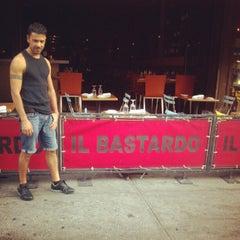 Photo taken at Il Bastardo by Derek Y. on 8/31/2012