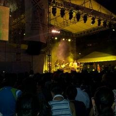 Photo taken at Feria de las Culturas Amigas by Jehosabeat on 5/27/2012