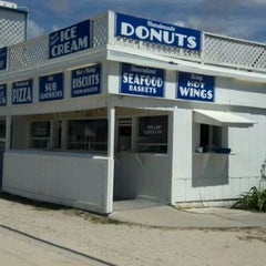 Photo taken at Thomas Donut & Snack Shop by Brian C. on 4/20/2012