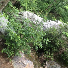 Photo taken at Peavine Falls Overlook by Catherine S. on 6/5/2012