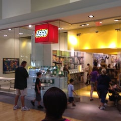 Photo taken at The LEGO Store by EDoubleE . on 6/30/2012