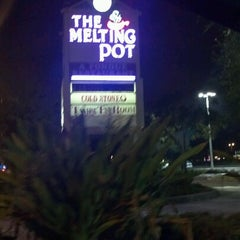 Photo taken at The Melting Pot by Marco A. on 9/10/2012