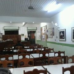 Photo taken at Restaurante Céu e Terra by Gustavo C. on 6/13/2012