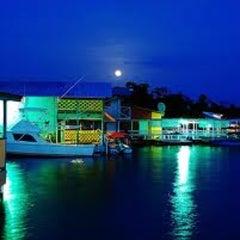 Photo taken at Bioluminescent Bay @ Fajardo by Jojo W. on 7/12/2012