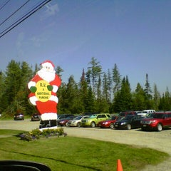 Photo taken at Santa's Village by Amy P. on 7/31/2012