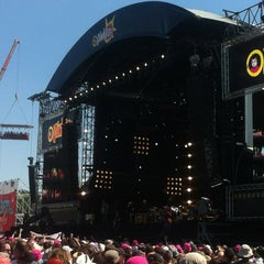 Photo taken at Pinkpop by Paul v. on 5/28/2012