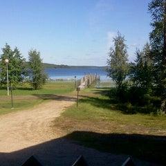 Photo taken at Lounaskahvila-konditoria Herkkusuu by Teemu K. on 8/11/2012