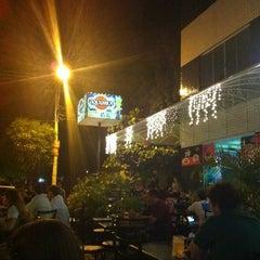 Photo taken at Aquarius chopperia & sushi bar by Fco Jocele R. on 12/11/2011
