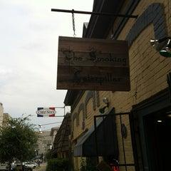 Photo taken at The Smoking Caterpillar by Reina H. on 8/22/2012
