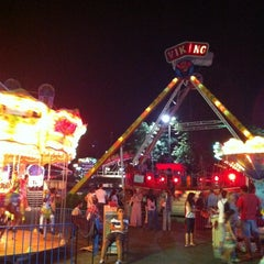 Photo taken at Florya Lunapark by Hakan T. on 7/21/2012