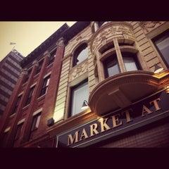 Photo taken at Market at Main by Dj S. on 4/5/2012
