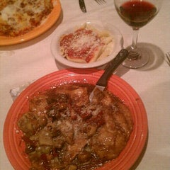 Photo taken at Cariera's Cucina Italiana by Christie H. on 1/24/2012