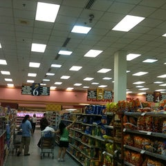 Photo taken at Yongsan Commissary by Anna Y. on 9/7/2011