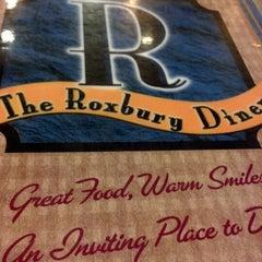 Photo taken at Roxbury Diner by Angela B. on 9/9/2012