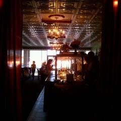 Photo taken at Chola Indian Restaurant by David V. on 9/25/2011