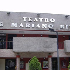 Photo taken at Teatro Luis Mariano Rivera by Frank J M. on 10/27/2011